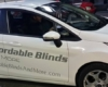 affordable blinds car graphics