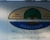 seagate tree service trailer lettering